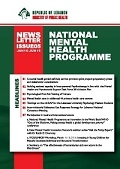 The Fifth Newsletter of The National Mental Health Program